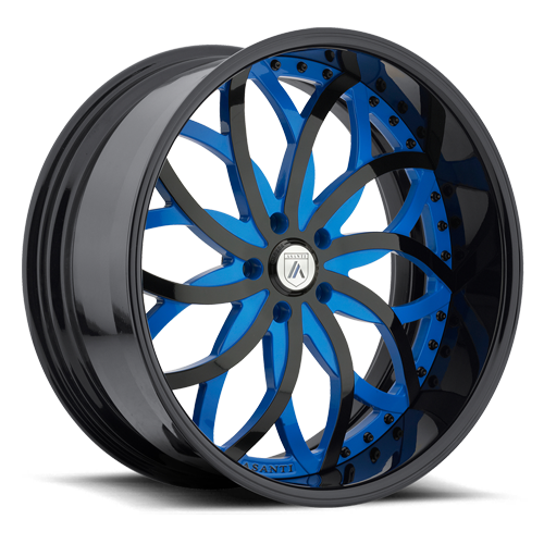 Asanti Forged Wheels A/F Series AF821