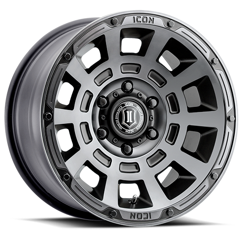 Icon Alloys Thrust