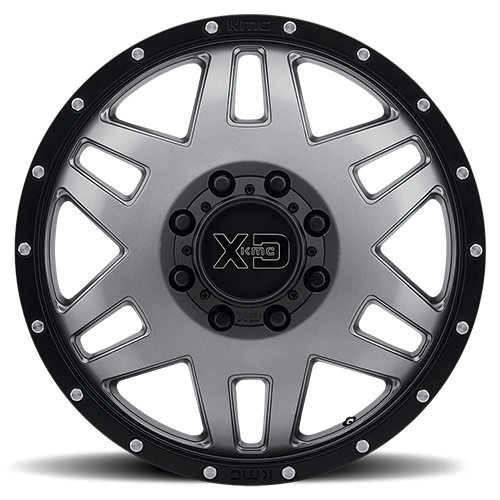 XD Series by KMC XD130 Machete Dually