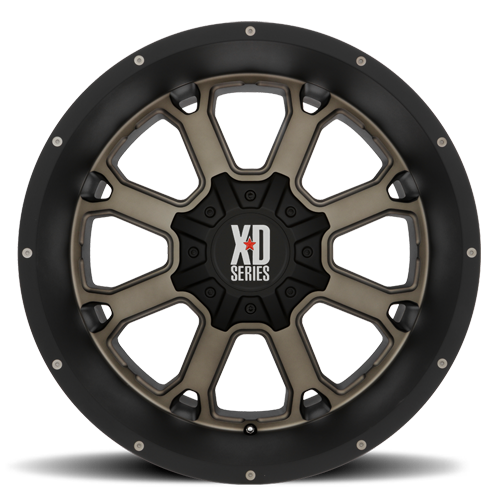 XD Series by KMC XD825 Buck 25