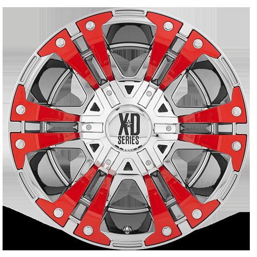 XD Series by KMC XD822 Monster II