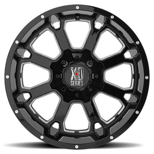 XD Series by KMC XD825 Buck 25