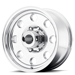 American Racing Custom Wheels AR172 Baja 8 Polished