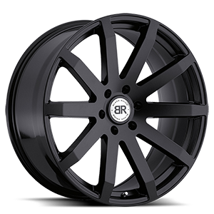 Traverse Matte Black 6 lug