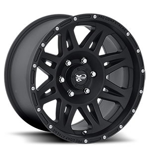 05 Series Matte Black 6 lug