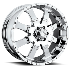 223-224 Goliath Chrome 6 lug