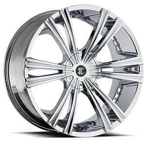 No12 Chrome 5 lug