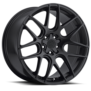 Motiv Luxury Wheels 409 Magellen 5 Satin Black