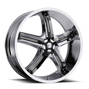 Milanni Wheels 459 Bel Air 5