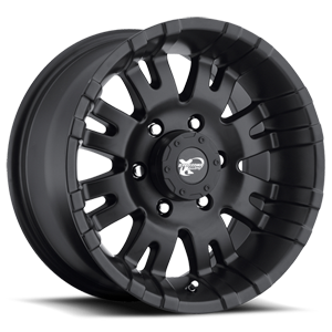 Pro Comp Wheels 01 Series 6 Satin Black