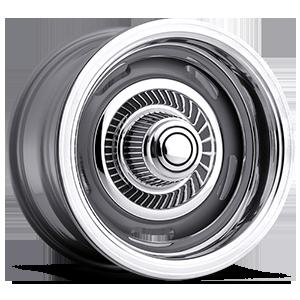 Vision Wheel 55 Rally Silver