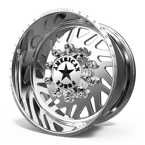 6H02 SIEGE SDBR Polished 8 lug