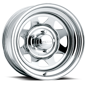 8-Spoke (Series 75) Chrome 5 lug
