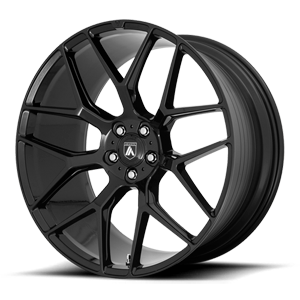 ABL-27 Dynasty Gloss Black 5 lug