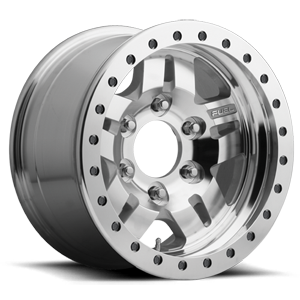 Anza Beadlock - D116 Raw Machined 6 lug