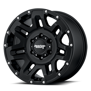 AX200 Cast Iron Black 6 lug