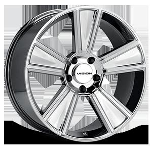 Vision Wheel Stunner