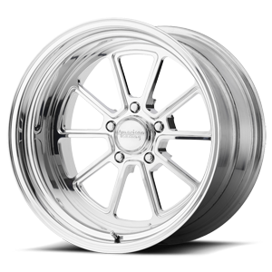VF510 Polished 5 lug