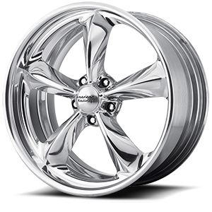 VN425 Torq Thrust SL 5 Two-Piece Polished