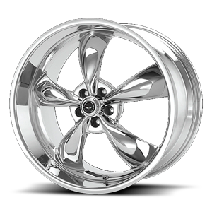 American Racing Custom Wheels AR105M Torq Thrust M 5 Chrome