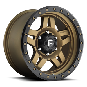 Fuel 1-Piece Wheels Anza - D583