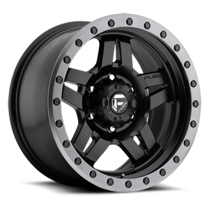 Fuel 1-Piece Wheels Anza - D557