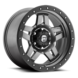 Fuel 1-Piece Wheels Anza - D558