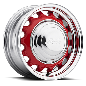 Artillery (Series 556) Paint Ready/Chrome Rim 5 lug