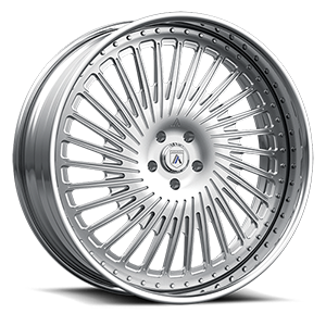 Asanti Wheels - AF872 Brushed 5 lug