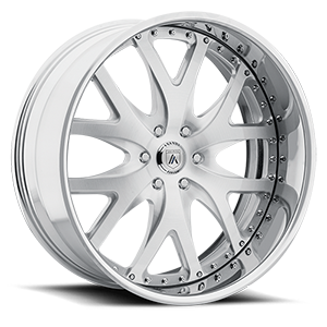 Asanti Wheels - AF873 Brushed 6 lug