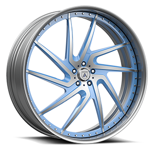 Asanti Forged Wheels FS Series FS09
