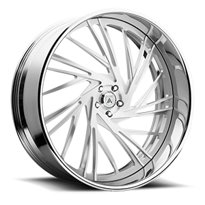 Asanti Wheels - AF868 Brushed 5 lug
