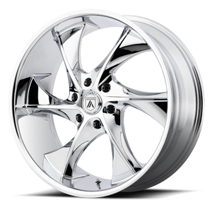 ABL-17 Chrome 6 lug