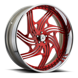 Asanti Wheels - AF859 Red 5 lug