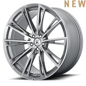 Asanti Wheels - ABL-30 Silver Brushed 5 lug