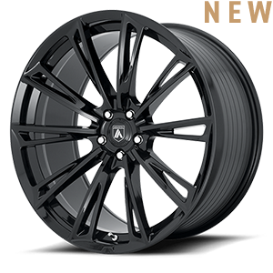 Asanti Wheels - ABL-30 Gloss Black 5 lug