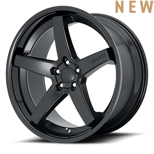 ABL-31 Satin Black 5 lug