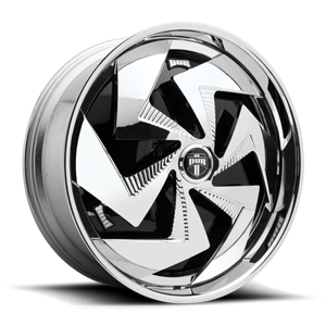 Bender - S824 Chrome 5 lug