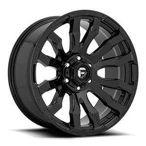 Fuel 1-Piece Wheels Blitz - D675