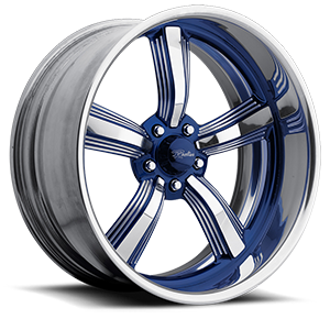 Raceline Wheels Blast 5