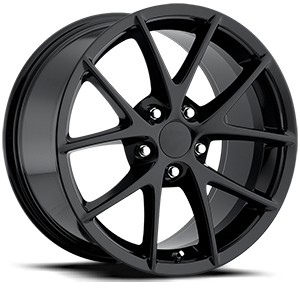 Factory Reproductions Style 18 5 Gloss Black