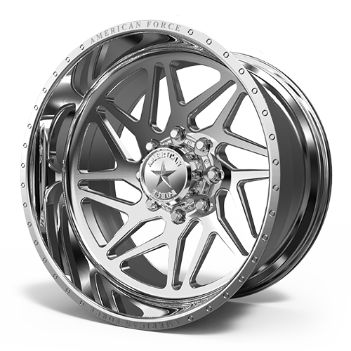 CKH02 Genesis CC Polished 8 lug