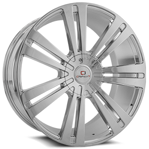 CLV-16 Chrome 5 lug
