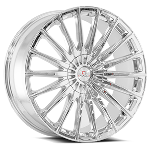 CLV-34 Chrome 5 lug