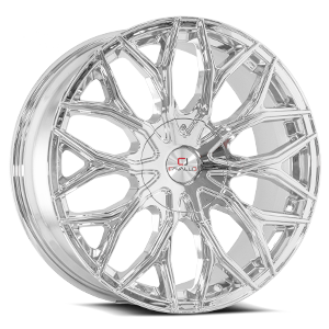 CLV-37 Chrome 5 lug