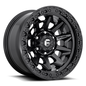 Covert - D694 6 Matte Black