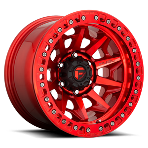 Fuel 1-Piece Wheels Covert Beadlock - D113