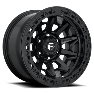 Fuel 1-Piece Wheels Covert Beadlock - D114