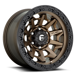 Covert - D696 6 Bronze w/ Black Lip