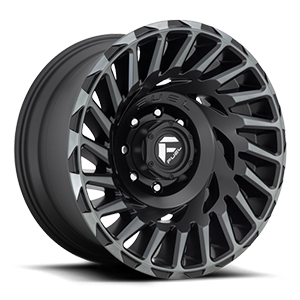 Cyclone - D683 8 Matte Black/Machined/DDT